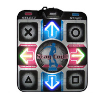 2015 new DDR LED dance pad,dance dance revolution