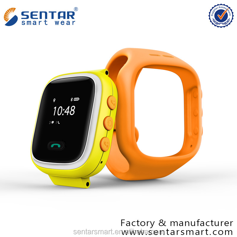 New Year Best GPS Watch Android /IOS Operation System Kids GPS Watch Phone