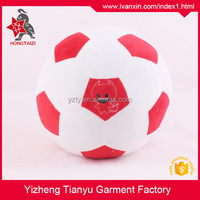 Custom Sport Toys advertising toys plush stuffed soccer ball