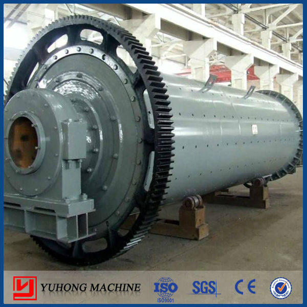 China Manufacturers Henan Yuhong Micro Powder Ball Mill, Long Working Life Ball Mill, Low Consumption Ball Mill