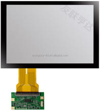 "18.5"" (16:9) PCAP/ Projected capacitive touch screen for Industrial touch screen product"