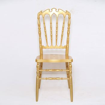 Antique Resin Royal King Chair
