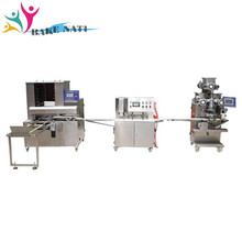 Full automatic maamoul / moon cake making machine
