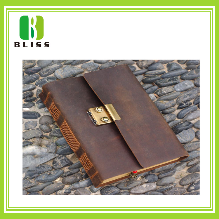 Printing High Quality Popular Diary notebook with lock