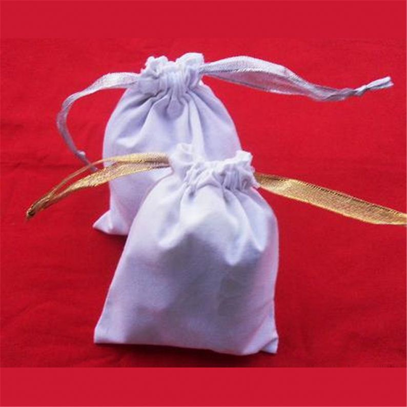 muslin drawstring bags wholesale from factory