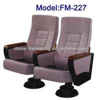 FM-227 Comfortable padded sponge theater seating