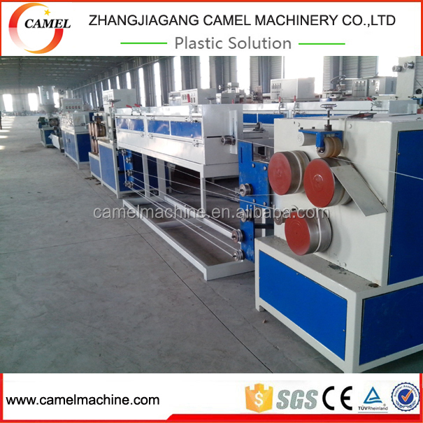 PP strap making machine/PP strapping band extrusion line