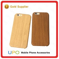 [UPO] 2016 Original Newest Wood Carving PC Cell Phone Case For iPhone SE 5S 6 6S Plus