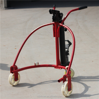 hydraulic hand Oil drum lifter good quality