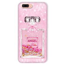 High quality custom TPU+PC liquid mobile phone case for iphone 7