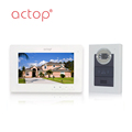 ACTOP 7 Inch Button Video Door Phone Intercom System
