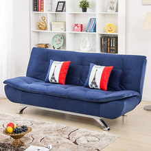 Lecong furniture living room single reclining sofa bed wholesale