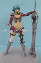 Custom pvc Japan anime girl-sexy cartoon figure