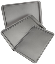 3 Piece Nonstick Baking Sheet Set Okay BK-D1024S