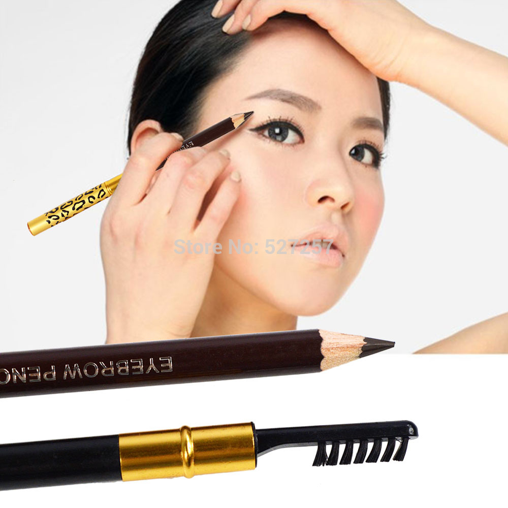 wholesale makeup beauty waterproof eyebrow pencil cosmetic pen easy to <strong>color</strong> & <strong>remove</strong>