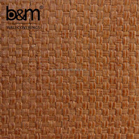 Natural Rattan Hotel Wallpaper