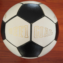 Colorful Custom 5# PVC soccer ball