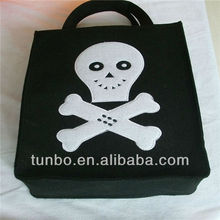 Mini Head Ghost bag for Halloween party set