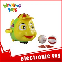 electronic toy plastic robo fish for sale