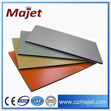 nanotechnology products Exterior Aluminum plastic Panel Acp acoustic wall panel