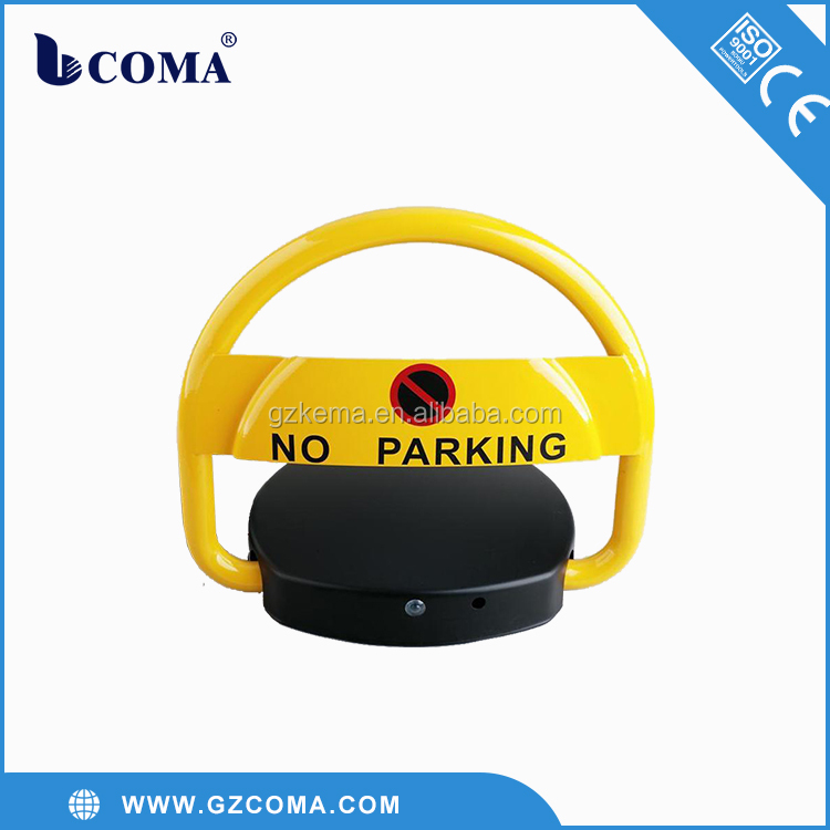 o type car parking barrier with remote controller