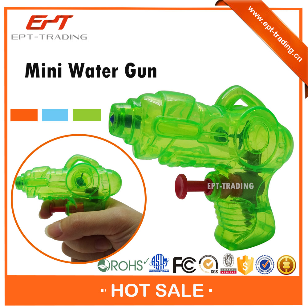 2015 transparent water toy gun for wholesale