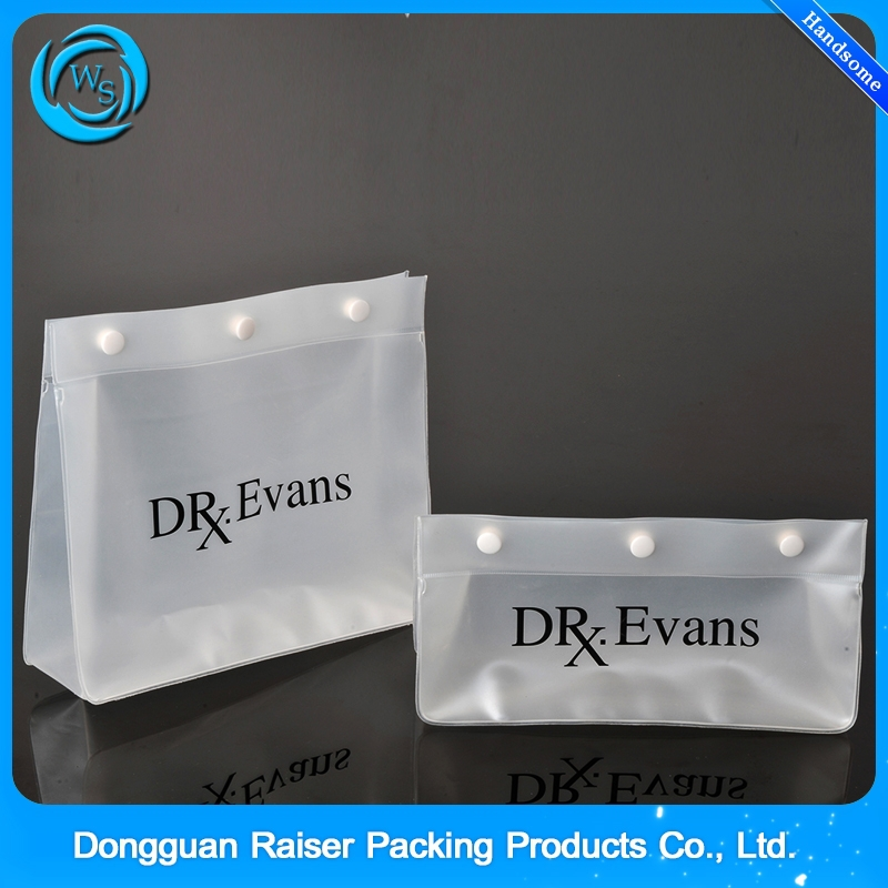 PVC plastic bag