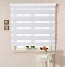 Wholesale Zebra Blind Light Filtering/ fabric zebra blind