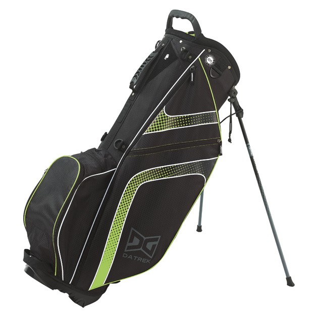 Datrek Go-Lite 14 Stand Bag - Lime Green/Black/White