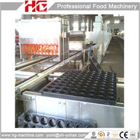 food industry making muffin paper baking cake cup machine