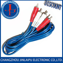 2017 New 21 pin scart to 3 rca male cable With Good Service