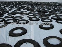 Trade Assurance Black and White Opaque Plastic PE Film for silage