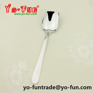 JAY103 European style long handle stainless steel soup ladle