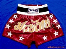 Sports gym boxer shorts/ muay thai shorts/ mma shorts