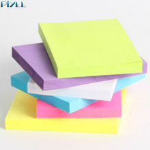 Wholesale factory price custom post it sticky note pad as business message notes