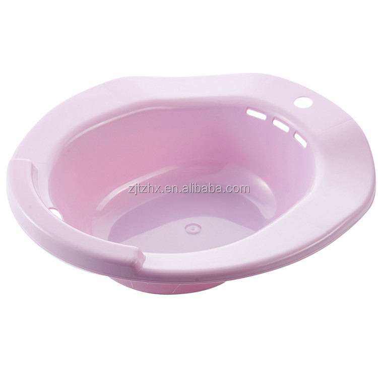 2016 Hot Sale Plastic Tub Ass Toilet Gynecological Pregnant Maternal Male Prostate Bath Bucket