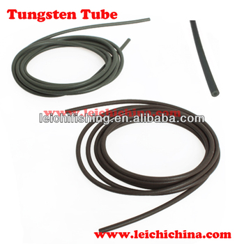 Wholesale fishing pure tungsten tube