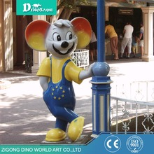 Artificial Waterproof Cartoon Character For Advertising