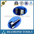 PCD Double edges end mill cuttingtungsten carbide milling cutters
