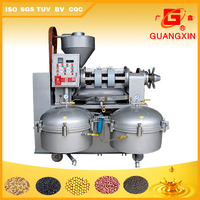 sunflower oil press machine soybean cooking oil making machine