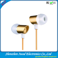 New and competitive hot sale best buy micro earphone go pro hi-fi super bass
