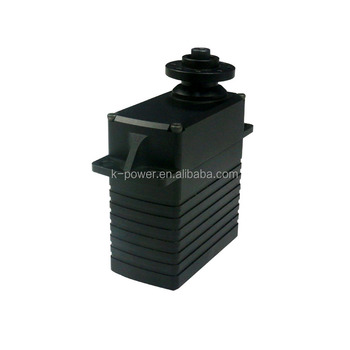 K-power HB200T 12V 205kg torque brushless giant servo for industrial equipment