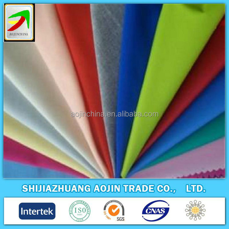Alibaba wholesale cvc dyed fabric products you can import from china
