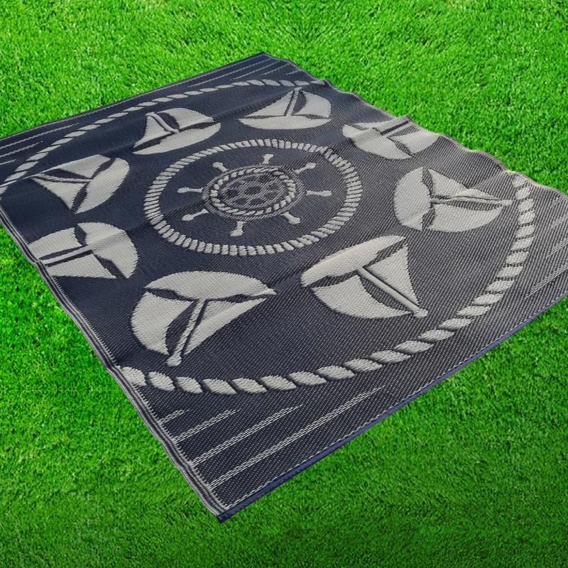 Personalized non slip outdoor camping picnic beach patio mats