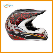 New four color hot sale motocross helmet fit for dirt bike