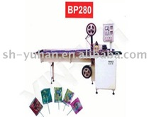 Flat-type Lollipop pillow wrapping machine