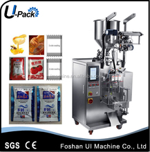 1-200g Full Automatic cream Bag Packing Machine/Filling Packing Machine/Auto/matic juice, cream, Food