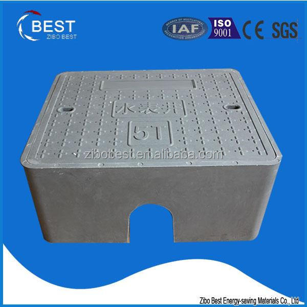 Composite EN124 Water Meter Box Manhole Cover