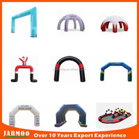 inflatable arch for sports, events, can be customized