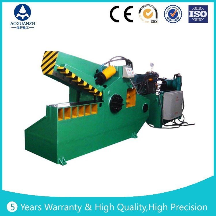 Factory price scrap cutter,hydraulic alligator scrap shear,Q43-1200 scrap metal cutting tool